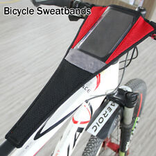 Indoor Sports Sweat Tape Net Bicycle Trainer Bike Sweatbands Strong Durable