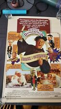 Rodney Dangerfield BACK TO SCHOOL Movie Posters Prints x 2 Vintage 1986