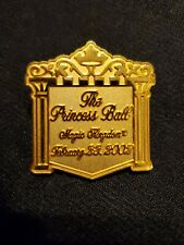 New listing Wdw Princess Ball Event 2002, Pin Pursuit Completer Disney Pin Le3000