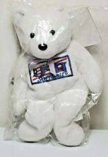 USA softball plush bear Dr. Dot #1 from the softball collection