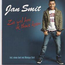 Jan Smit-Zie Wel Hoe Ik Thuis Kom cd single