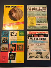 Young Sounds, Folk Rock, Hot Thirteen, 20 All-Time Hit Paraders Song Books