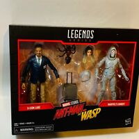 Marvel Legends 80th Ann X-CON LUIS & GHOST 6in Figure Set Ant-Man Wasp IN STOCK