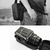 For Hasselblad Camera Leather Soft Case /Protective Bag Fitted Ever Ready Case