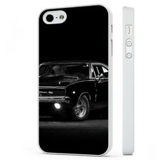 Dodge Charger Awesome American Muscle Car WHITE PHONE CASE COVER fits iPHONE