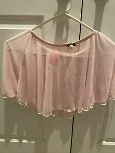 Capezio Ballet Pink Skirt Coverup- Medium Brand New