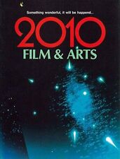 2010 Film & Arts book movie making photo art Syd Mead vintage