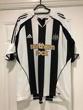 2005-07 Newcastle United Home Shirt - XL