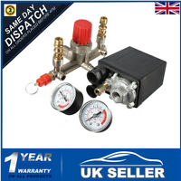 Pressure Switch Safety Air Valve Manifold Compressor Control Regulator