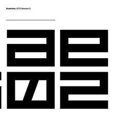 NTS Sessions 2 3lp Analog Autechre LP Record