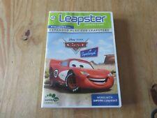 LeapFrog Leapster Disney Cars suralimenté jeu fonctionne avec 1 & 2