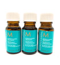Moroccanoil Hair Treatment Original 3x0.34oz/10ml SAMPLE SET OF 3