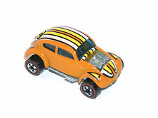 1975 Hot Wheels Redline Custom Volkswagen VERY RARE w STRIPES REAL DEAL DISPLAY!