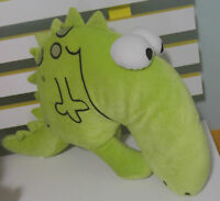FREEDOM FURNITURE CHILDRENS CANCER INSTITUTE PROMOTIONAL DINOSAUR PILLOW!