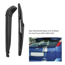 Rear Back Window Windscreen Windshield Wiper Arm & Blade for Ford Focus MK2 HNH