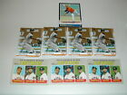 ASTROS FRAMBER VALDEZ 2019 TOPPS DONRUSS HERITAGE ROOKIE RC CARD LOT. rookie card picture