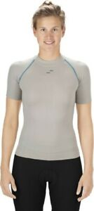 Cube Square Womens Cycling Under Wear Base Layer Invisible Undershirt L/XL