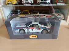 LANCIA 037 MARTINI - RALLY Tour de corse 1983 M. ALEN I. KIVIMAKI - ALTAYA 1/18