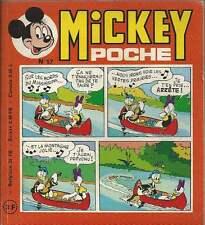 MICKEY POCHE N°17 . 1975 .