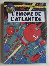 BLAKE & MORTIMER - L' ENIGME DE L' ATLANTIDE  - EDGAR P. JACOBS - DVD NEUF -