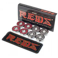 Bones Bearings Reds 8er Set Kugellager 608