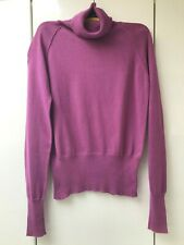 Pull col roulé violet CNB Fashion For Woman - Taille S (MCM)