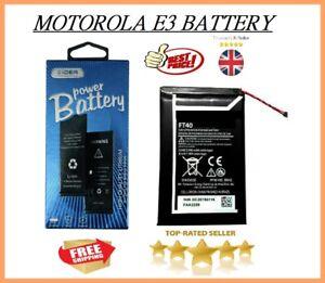 MOTOROLA FT40 BATTERY FOR MOTO E 2ND GENERATION XT1068 XT1505 / 2240mAh