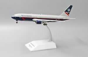 JC Wings 1:200 British Airways Boeing B767-200(ER) 'Landor' N652US