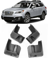 New OE Sport Splash Guards Mud Guards Mud Flaps FOR 2015-2017 Subaru Outback SUV