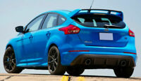 FORD FOCUS 3 ALERON / SPOILER STYLE RS