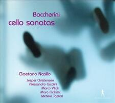 BOCCHERINI: CELLO SONATAS USED - VERY GOOD CD