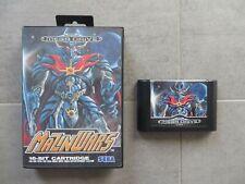 Mazin' Wars Sega Mega Drive PAL OVP boxed Mazing