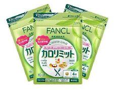 FANCL Supplement Calorie Limit 120 tablets Lot 3 90 days From Japan