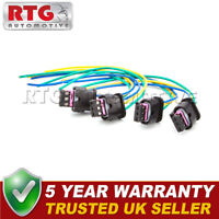 4x Parking Aid Reversing Sensor Repair Harness Wire Plug Cable Mini to 2008 468