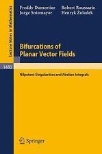 Bifurcations of Planar Vector Fields: Nilpotent Singularities and Abelian Integr