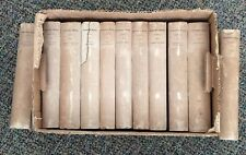 The Works of Ralph Waldo Emerson, 11 volumes. 1883 Riverside Press one of 500.