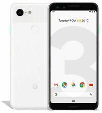 Google Pixel 3 64GB White - Unlocked AT&T Verizon Unlocked Overstock SALE