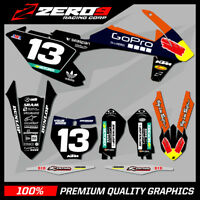 Custom MX Graphics Kit: KTM SX 85 2006 - 2020 - PRO G BLACK