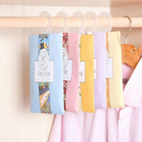 Wardrobe Cupboard Scented Hanging Sachet Freshener Fragrance Bag Deodorant