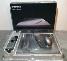 WACOM Wireless Pen Tablet Mouse Graphics Computer Pad Original Boxed NEW