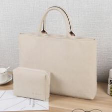 """Laptop Bag Faux Leather Laptop Handbag Case 13""""14""""15""""15.6"""" Notebook Tote Pouch"""