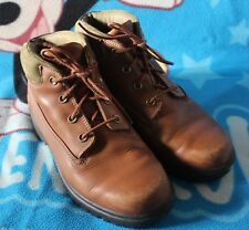 Men's Timberland Classic Boots Leather Waterproof UK Size 10.5 W
