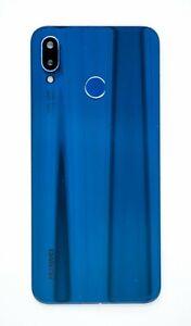Tapa Cristal Trasera para Huawei P20 Lite Desmontaje Color AZUL ENVIO GRATIS