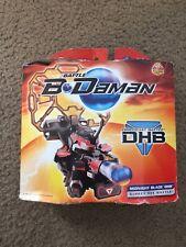 Battle B Daman Hasbro Midnight Blade DHB Direct Hit Battle NIB D-38 Zero System