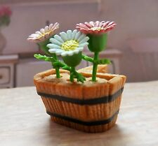 SYLVANIAN FAMILIES SPARES * MIXED FLOWERS PLANT POT * COMBINED P+P NEW!! (sy49)