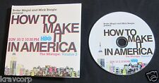 KID CUDI/MEEK MILL/AVICII 'HOW TO MAKE IT IN AMERICA MIX VOL. 2' 2011 PROMO CD