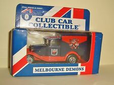 MINT SEALED 1995 MIB VINTAGE AFL Matchbox Melbourne Demons Club Car Collectibles