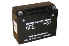 Akku INTACT Bike Power Batterie GEL Y50-N18L-A battery Yamaha Honda XV XVZ XS GL