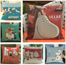 Range of Moomin Family Cushion Covers, 45cm x 45cm, UK Seller, BNWT