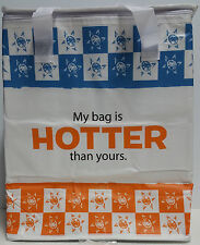 Shopping Grocery Thermal Bag.Reusable.Your Hot & Cold Perfect-For-Anything Bag.